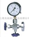 J19W针型阀|压力表三通针型阀