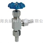 J24W針型閥|外螺紋角式截止閥
