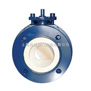 VQ41TC增韧结构陶瓷V型陶瓷球阀